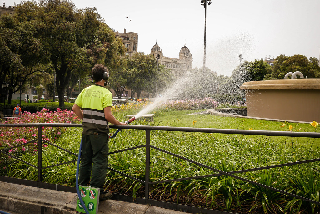 Gardening industries that use Workforce