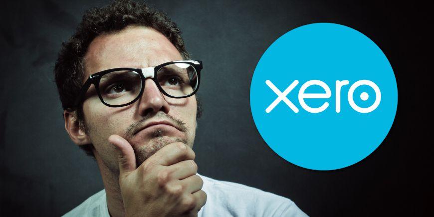 xero field service software accounting