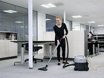 Making life easy for cleaning companies
