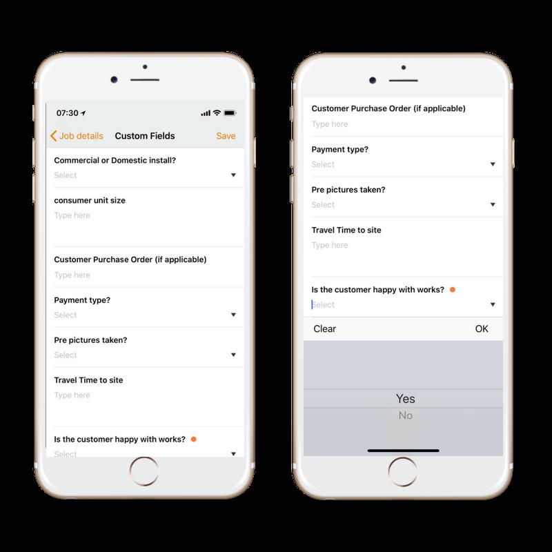 custom-fields-mobile-screens