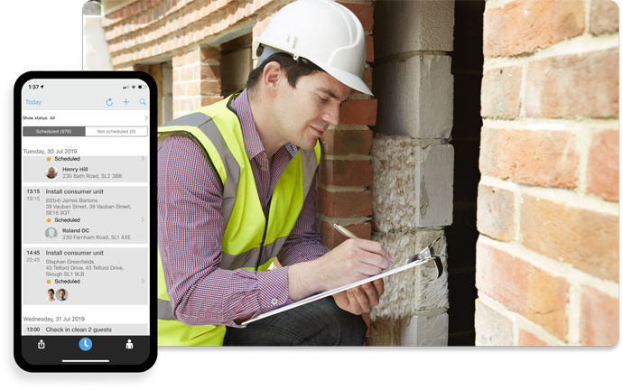 Building Maintenance Software Workforce