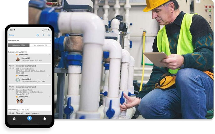Software for Facilities Management Companies Workforce