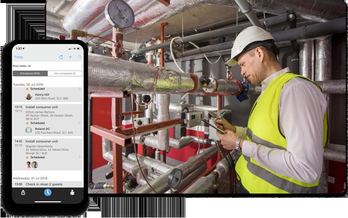 HVAC Software | Software for HVAC Companies Workforce