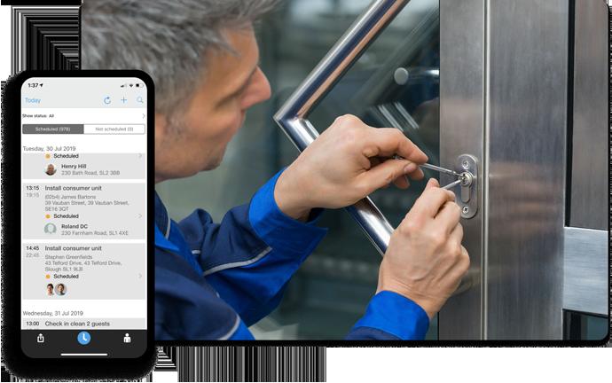 Locksmith Software | Software for Locksmith Companies Workforce