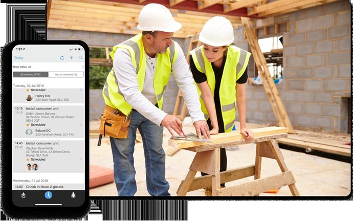 Tradesmen Estimating Software Workforce