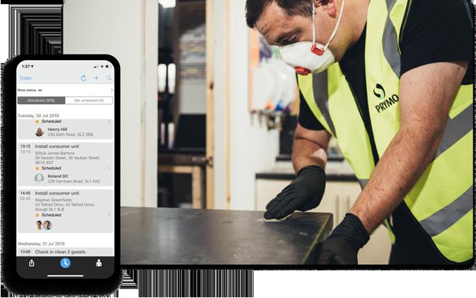 Property maintenance software Workforce