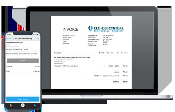 invoice integrations